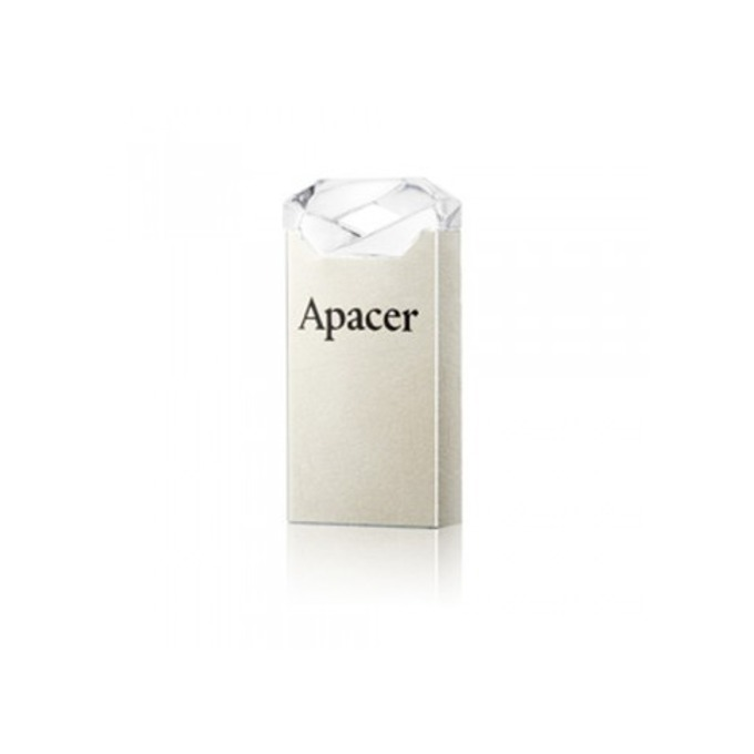 16GB USB Flash Drive, Apacer AH111, Crystal, USB 2.0, златиста image
