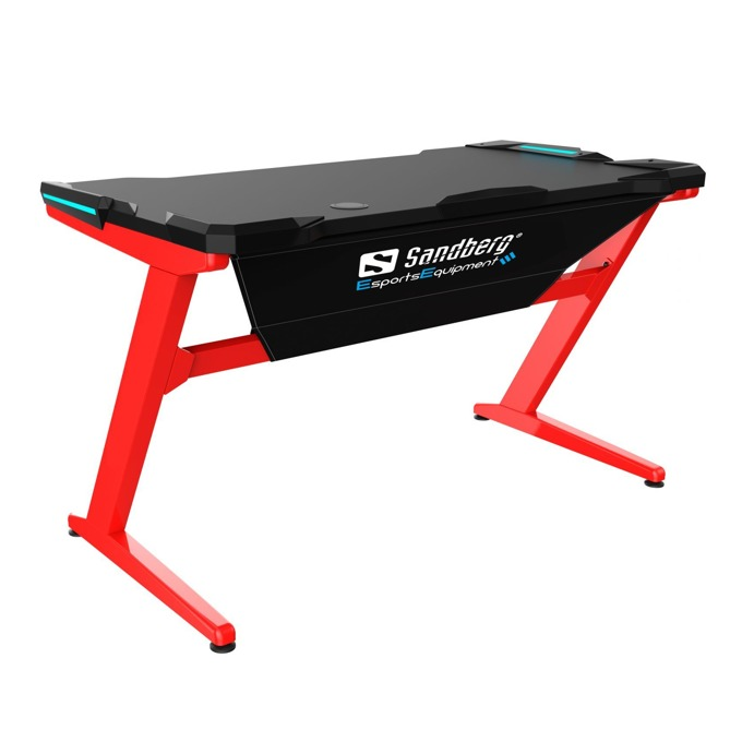 Sandberg Fighter Gaming Desk 640-90