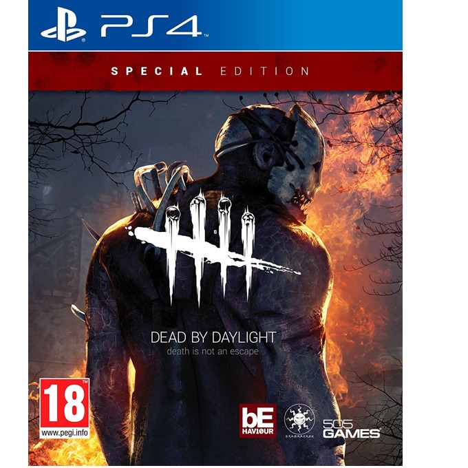 Игра за конзола Dead by Daylight Special Edition, за PS4 image