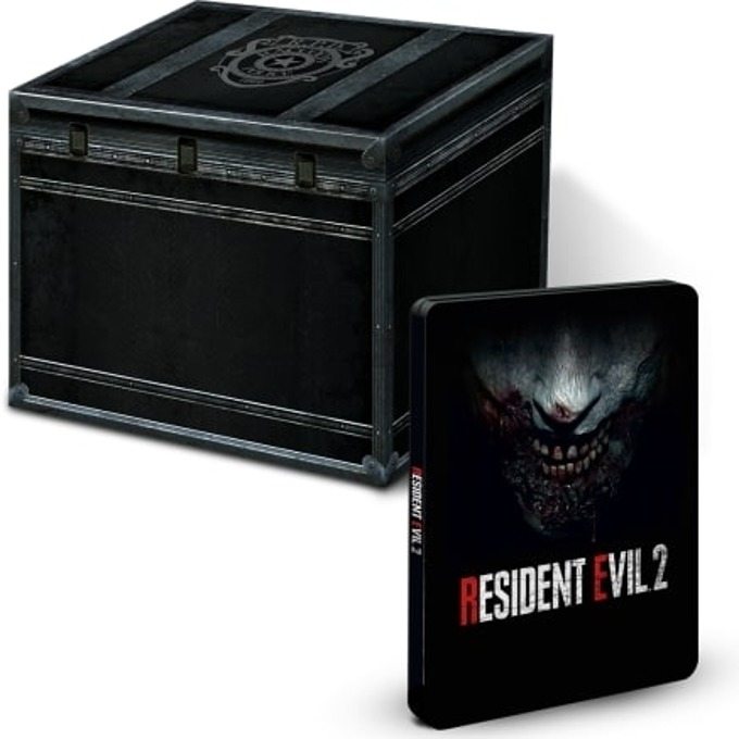 Resident Evil 2 Remake - Collectors Edition, за Xbox One image