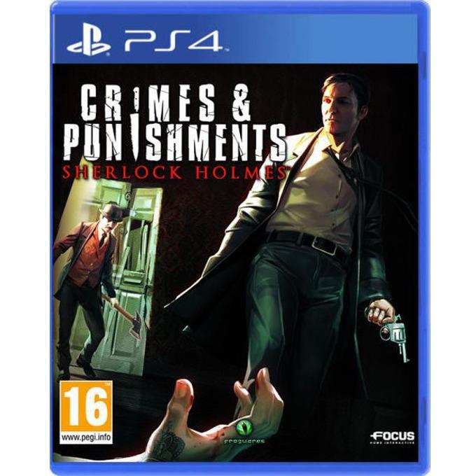 Игра за конзола Sherlock Holmes: Crimes & Punishments, за PlayStation 4 image