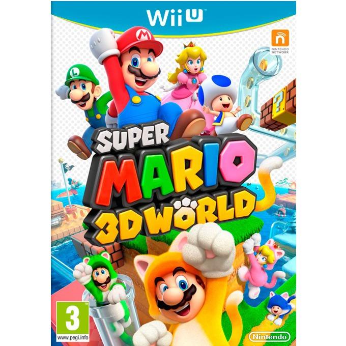 Игра за конзола Super Mario 3D World, за Wii U image