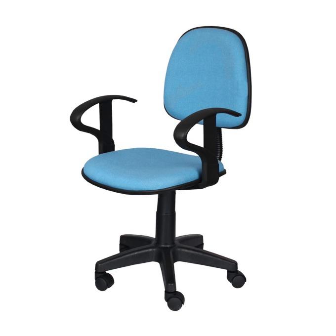 Детски стол Carmen 6012, светлосин image