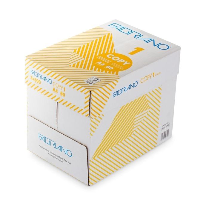 Fabriano Copy 1, A4, 80 g/m2, 500 листа 5 броя product
