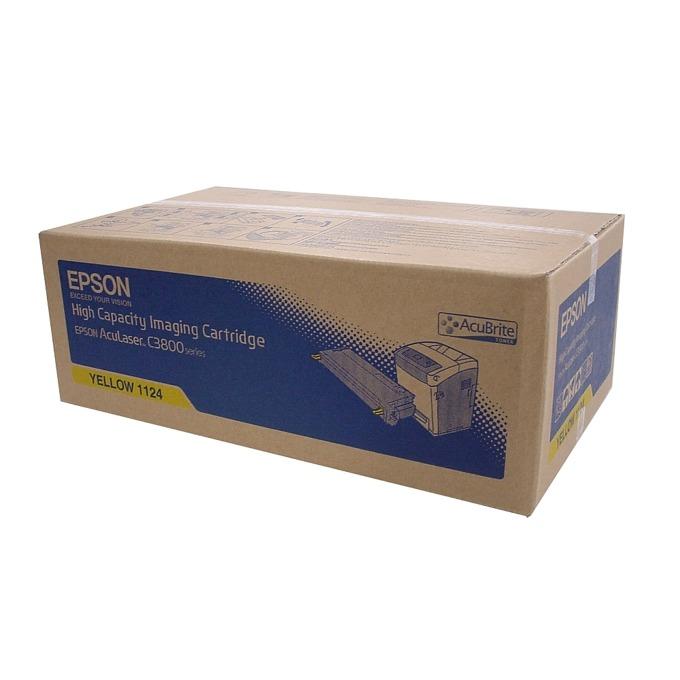 Epson C13S051124 Yellow product