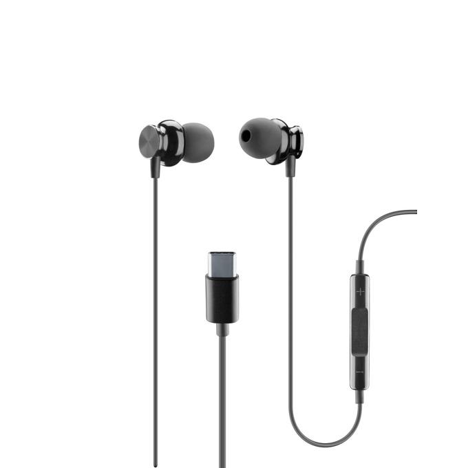 Стерео слушалки с микрофон Type-C вход Sparrow product