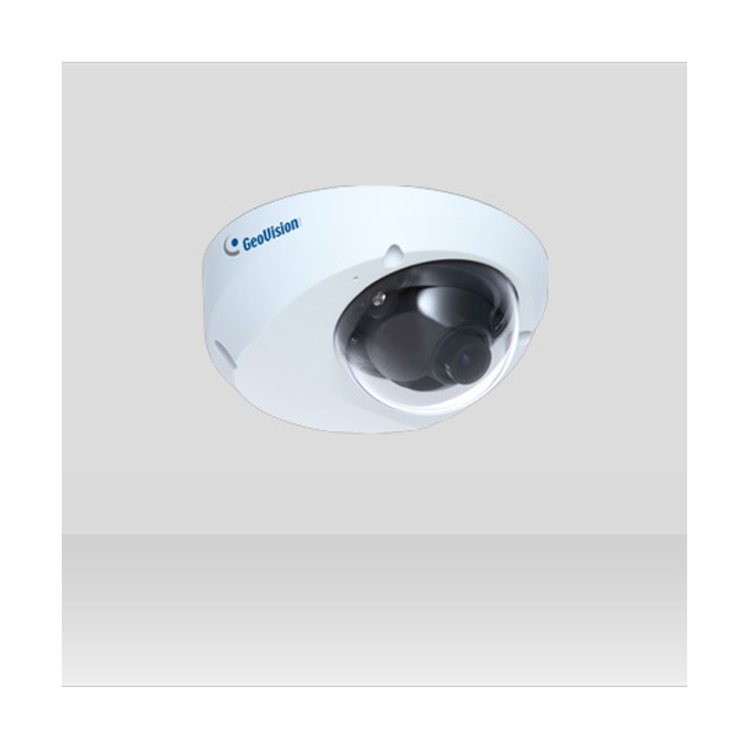 IP камера GeoVision GV-MFD120, 1.3Mpx, Low Lux Mini Fixed Dome, 4.05мм обектив, PoE, H.264 image