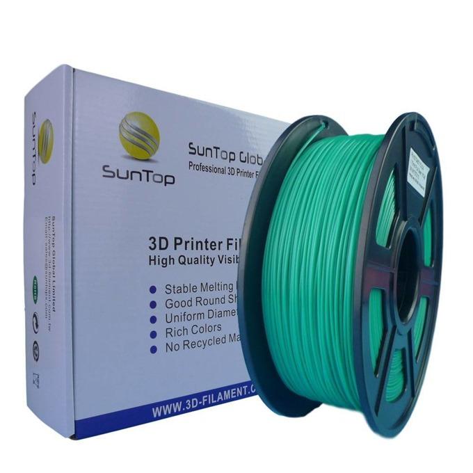 Консуматив за 3D принтер, PLA, 1.75mm, зелен, 1kg image