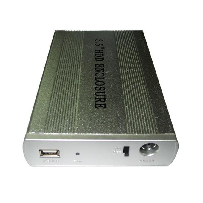 """Кутия 3.5"""" (8.89 cm) SATA, USB2.0 image"""