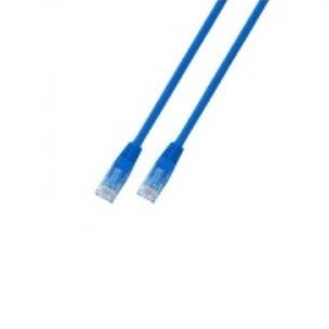 Пач кабел Data optics, FTP, cat.5e, 5m, син image