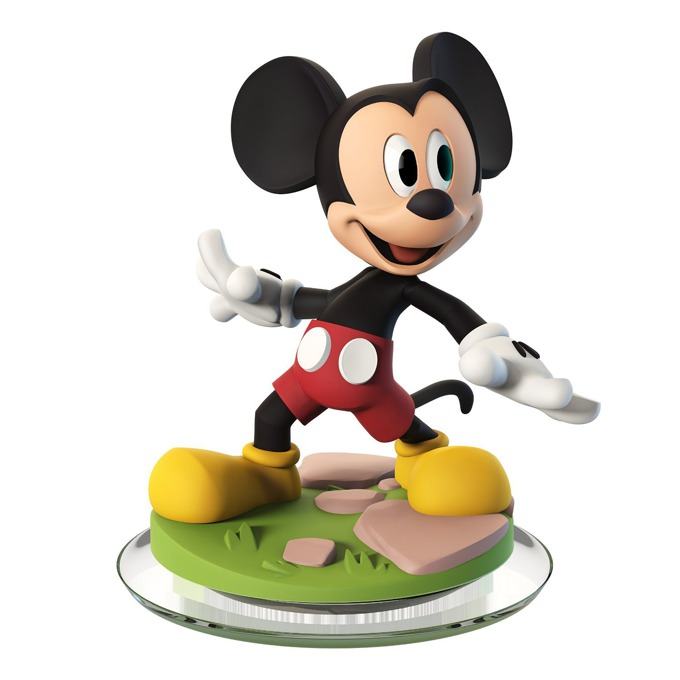 Фигура Disney Infinity 3.0: Mickey Mouse, за PS3/PS4, Wii U, XBOX 360/XBOX ONE, PC image