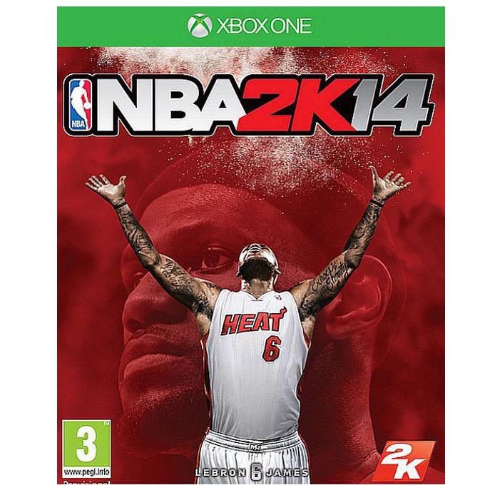 Игра за конзола NBA 2k14, за XBOX ONE image