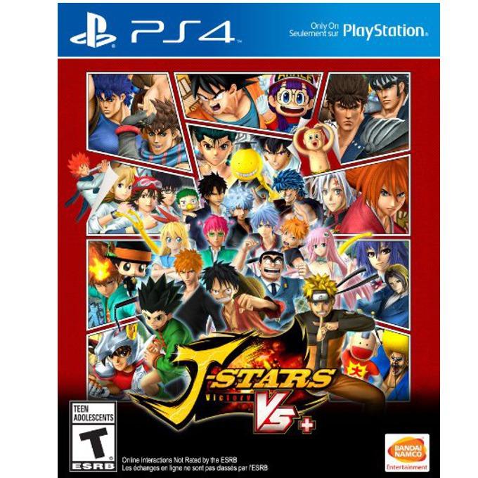 Игра за конзола J-Stars Victory VS+, за PS4 image
