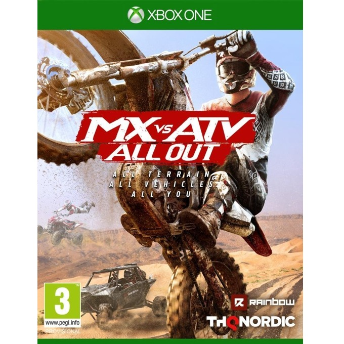 MX vs ATV All Out, за Xbox One image
