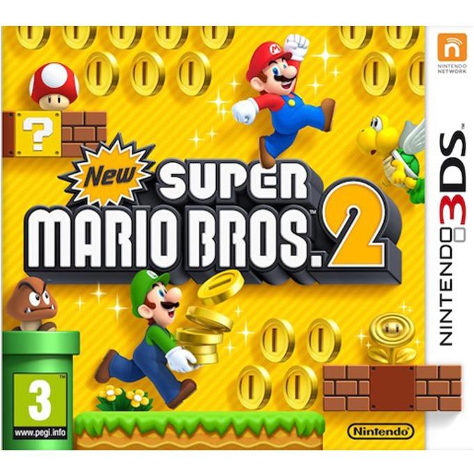 New Super Mario Bros 2, за 3DS image
