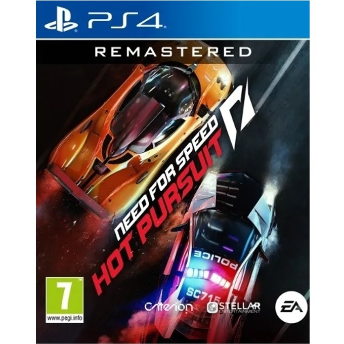 Игра за конзола Need for Speed Hot Pursuit Remastered, за PS4 image