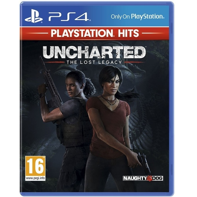 Игра за конзола Uncharted: The Lost Legacy, за PS4 image