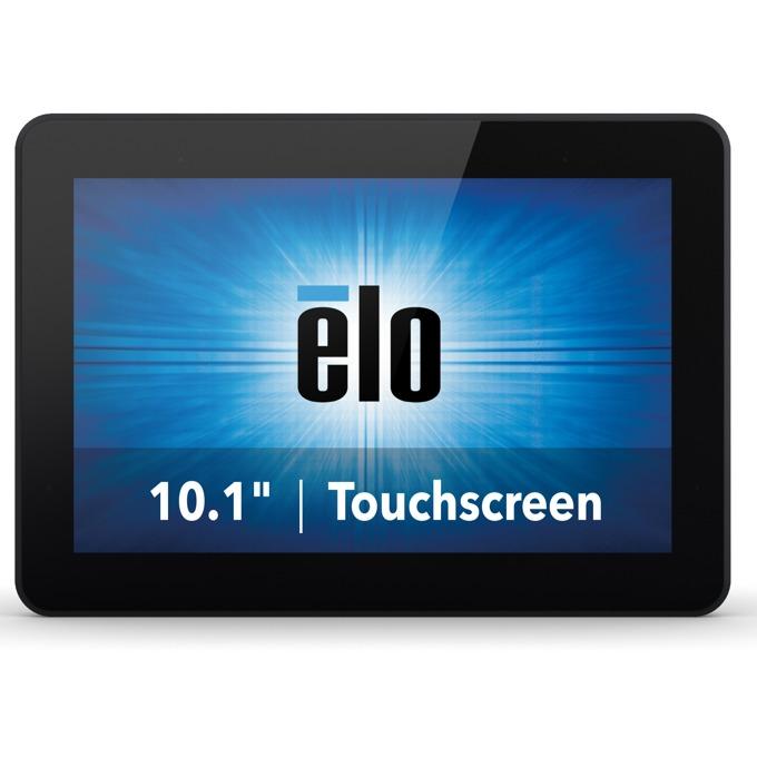 """Монитор ELO E321195, 10.1""""(25.7 cm), TN тъч панел, WXGA, 25ms, 800:1, VGA, DisplayPort, HDMI, черен image"""