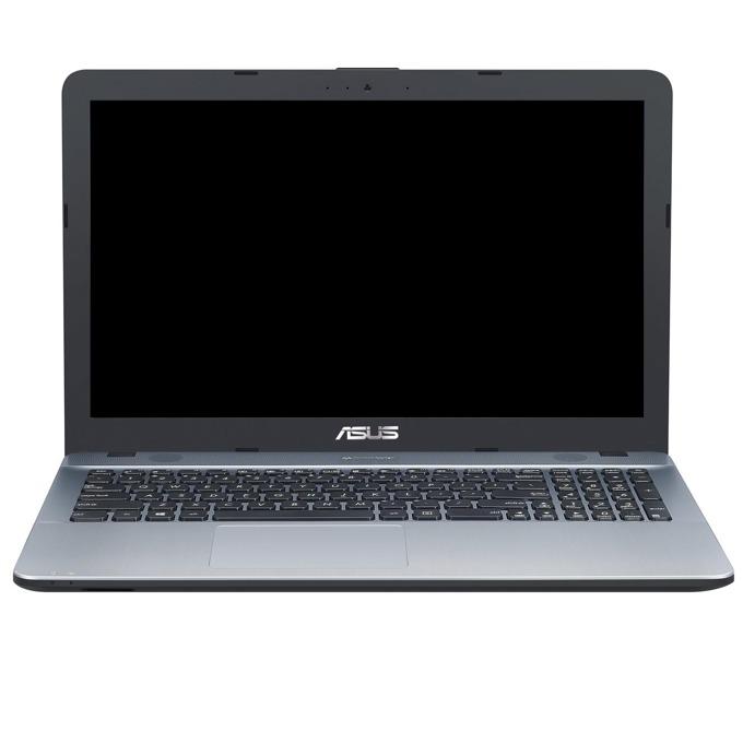 "Лаптоп Asus X541NA-GO206(сребрист), с подарък Asus ZenPower Slim, двуядрен Apollo Lake Celeron N3350 1.1/2.4GHz, 15.6"" (39.62 cm) HD LED дисплей(HDMI), 4GB DDR3L RAM, 1TB HDD, 1x USB Type C Gen1, 1x USB 3.0, Endless Linux, 2kg image"