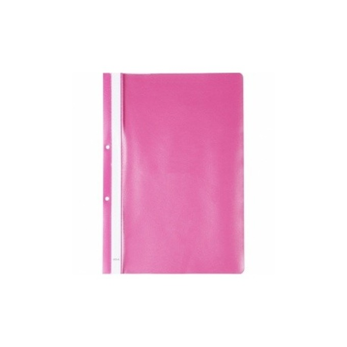 Папка PVC перфорация розов product