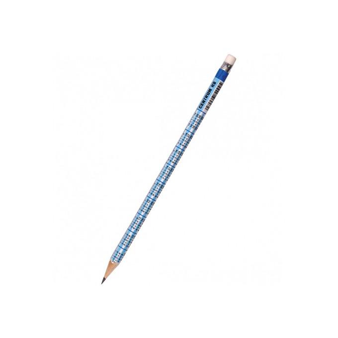Молив Centrum, HB, син, цената е за 1бр. (продава се в опаковка от 100бр.) image
