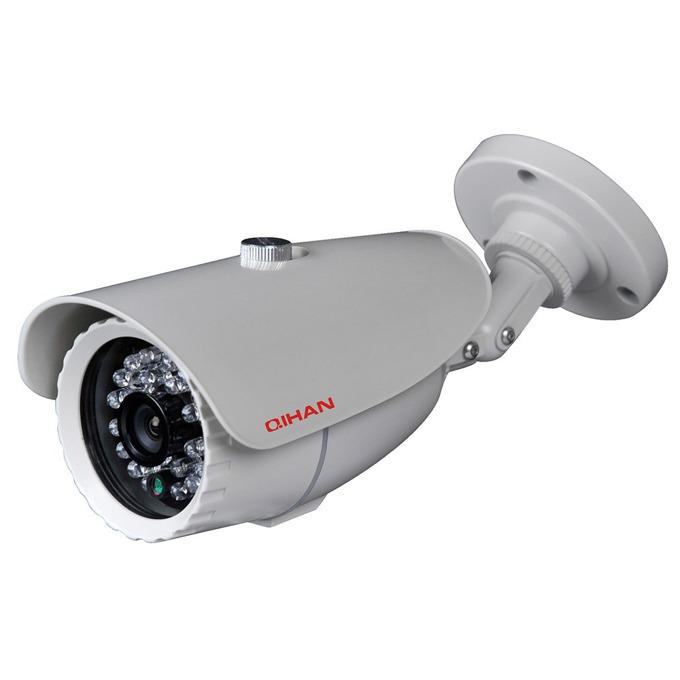 "Qihan QH-1231C-5, камера водоустойчива 1/3"" HDIS Color, 720 TVL, 3.6мм, ИЧ-25m image"
