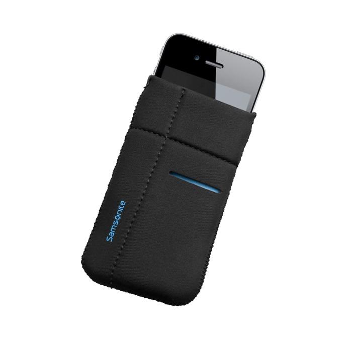 Калъф тип джоб Samsonite Mobile sleeve M, черен/син image