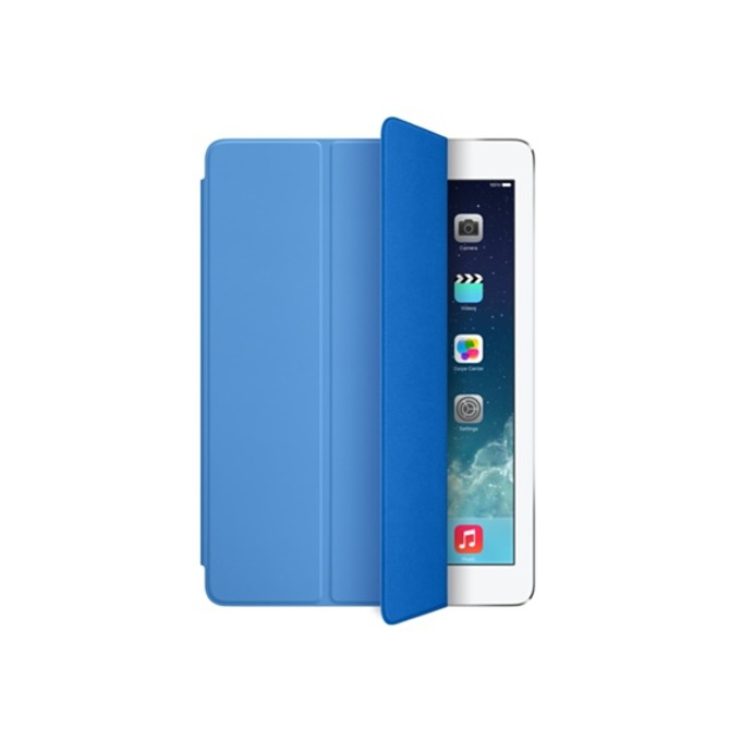 "Калъф за таблет Apple Smart Cover, за iPad Air, iPad Air 2, 9.7"" (24.64 cm), ""бележник"", син image"