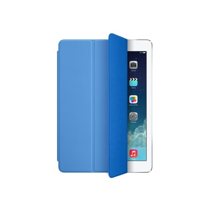 """Калъф за таблет Apple Smart Cover, за iPad Air, iPad Air 2, 9.7"""" (24.64 cm), """"бележник"""", син image"""