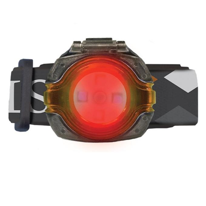 Фенер UST Brands See-Me, 2x CR2025, удароустойчив, челен, черен image
