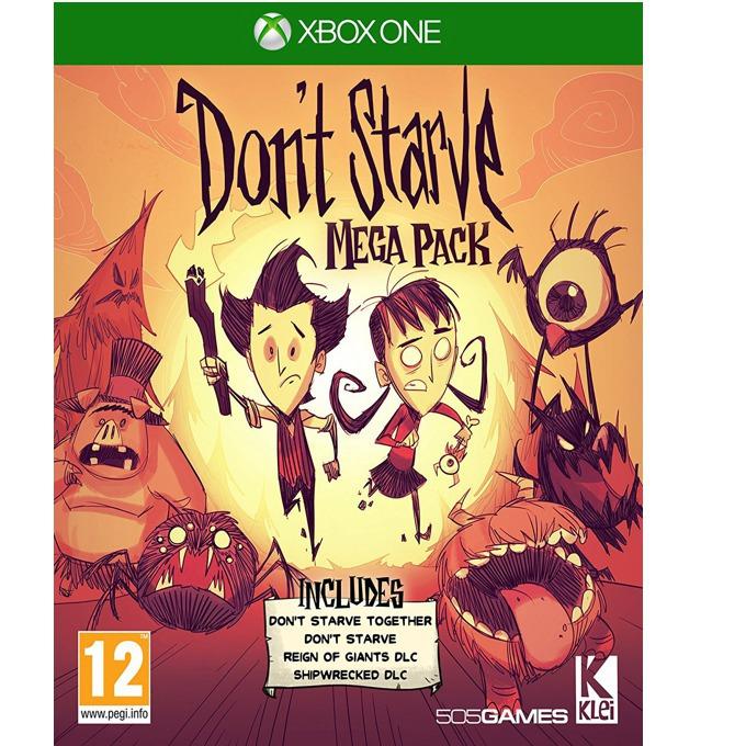 Игра за конзола Dont Starve Mega Pack, за Xbox One image