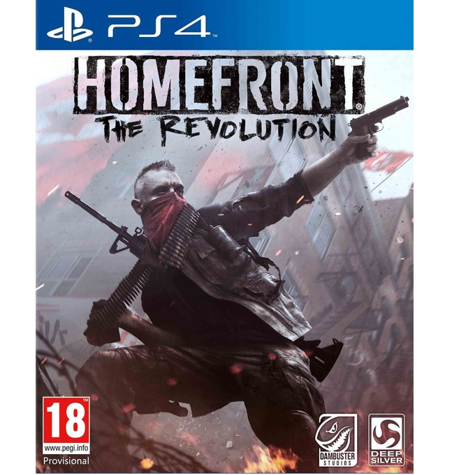 Homefront: The Revolution, за PS4 image