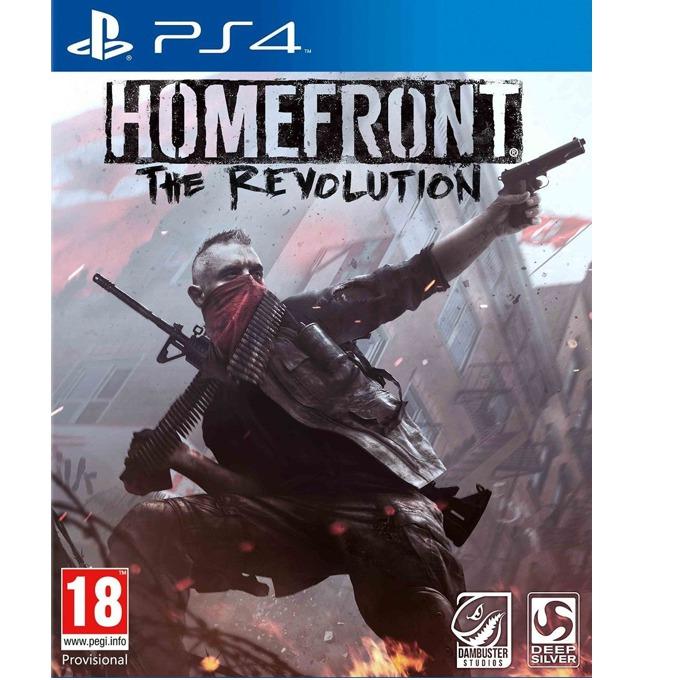Игра за конзола Homefront: The Revolution, за PS4 image