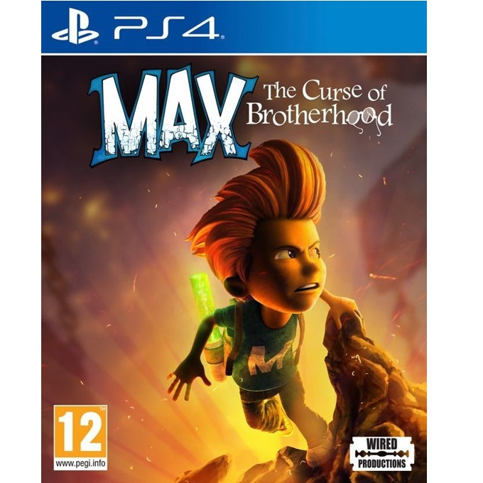 Max: The Curse of Brotherhood, за PS4 image