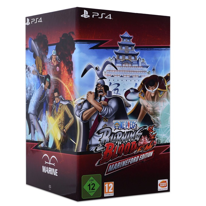 One Piece Burning Blood, за PS4 image