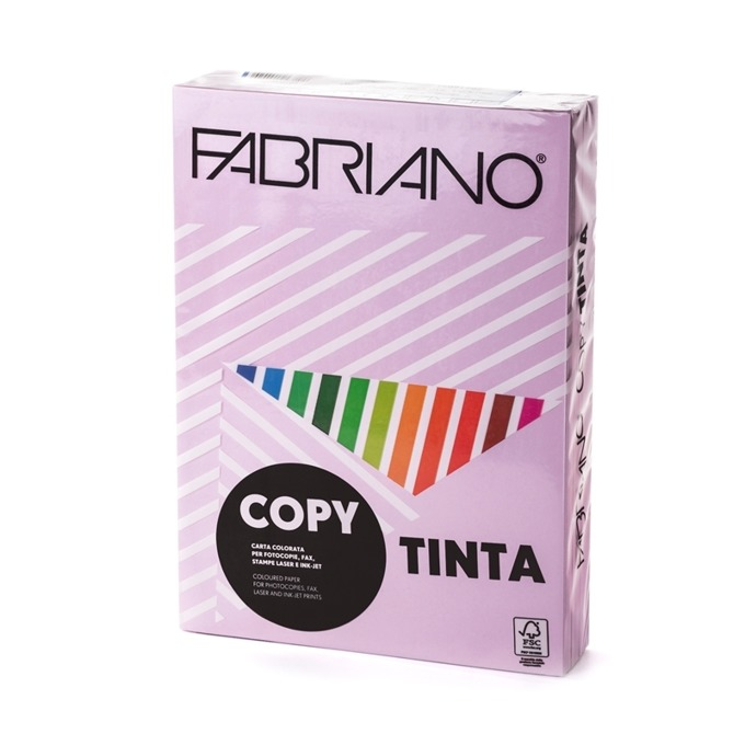 Fabriano Copy Tinta, A4, 80 g/m2, лавандула, 500 л product