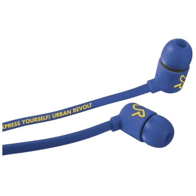 Слушалки TRUST Duga In-Ear, микрофон, сини image