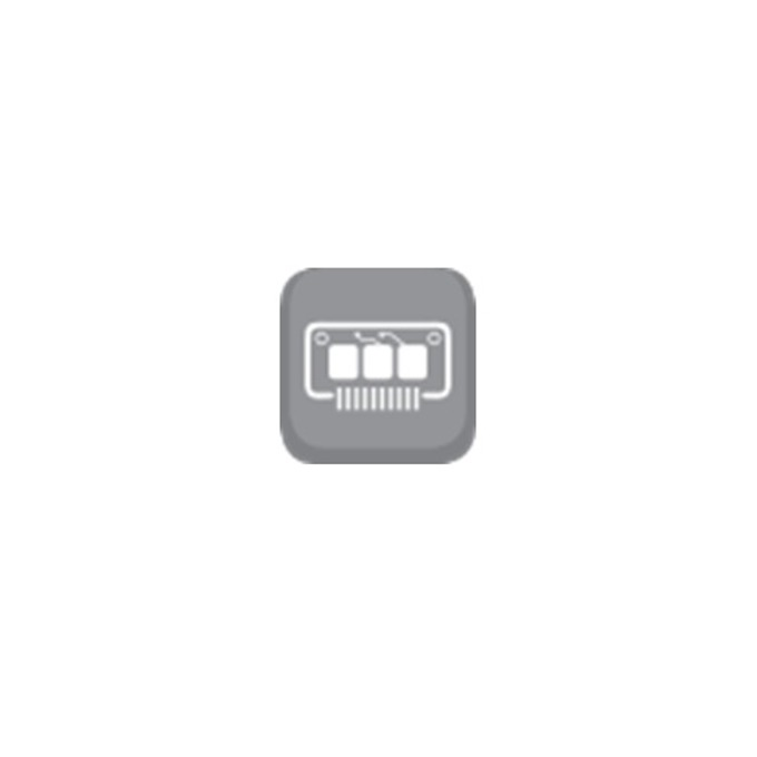 ЧИП (chip) ЗА MINOLTA Bizhub C250/252 - Yellow - H&B - заб.: 12000k image