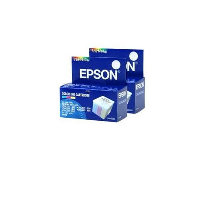 ГЛАВА ЗА EPSON STYLUS COLOR 400/500/600 - Color - P№ S020089 - A image