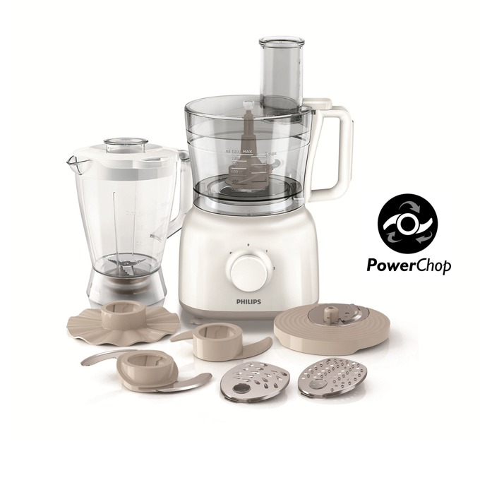 Кухненски робот Philips HR7628/00, Daily Collection, 650W, 2.1 L image