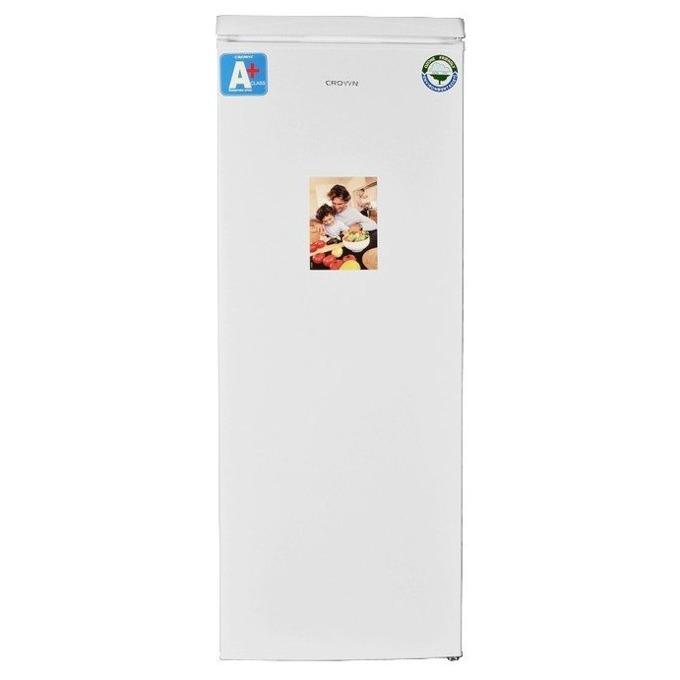 Хладилник с камера Crown GN 255 A+, клас А+, 226 л. общ обем, свободностоящ, 218 kWh/годишно, бял image