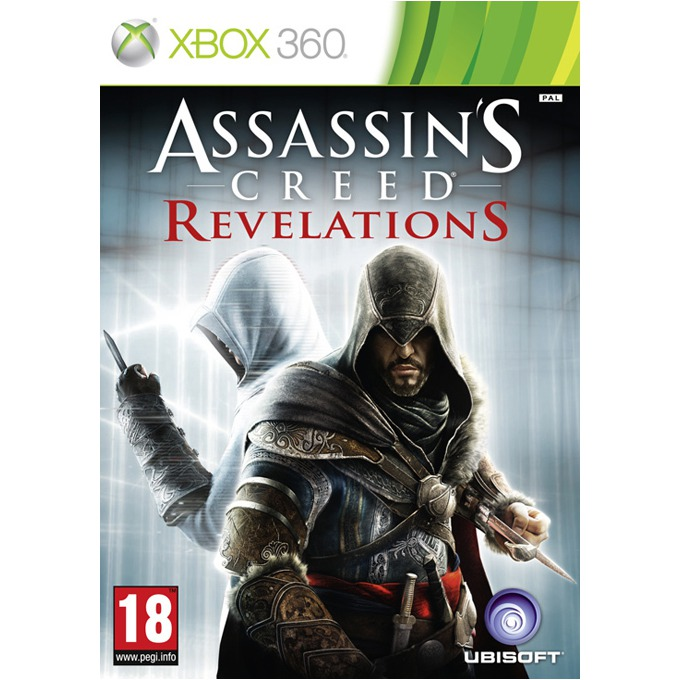 Assassin's Creed Revelations, за XBOX360 image