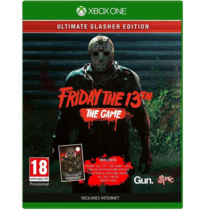 Игра за конзола Friday the 13th: The Game - Ultimate Slasher Edition, за Xbox One image