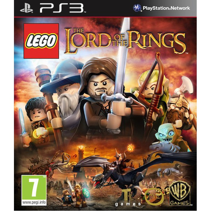 Игра за конзола LEGO Lord of the Rings, за PlayStation 3 image