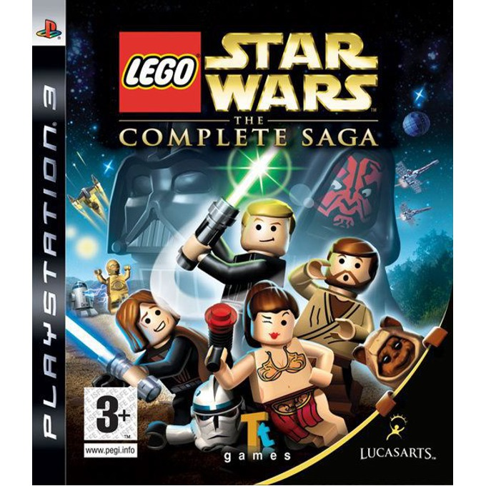 LEGO Star Wars: The Complete Saga, за PlayStation 3 image