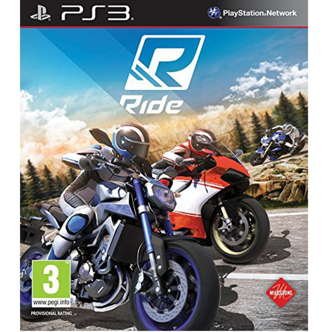 Ride, за PS3 image