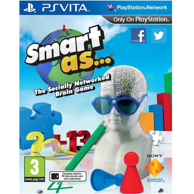 Игра за конзола Smart As, за PSVITA image