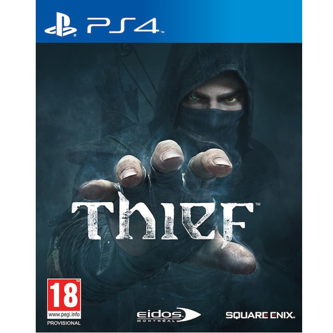 Игра за конзола Thief, за PlayStation 4 image