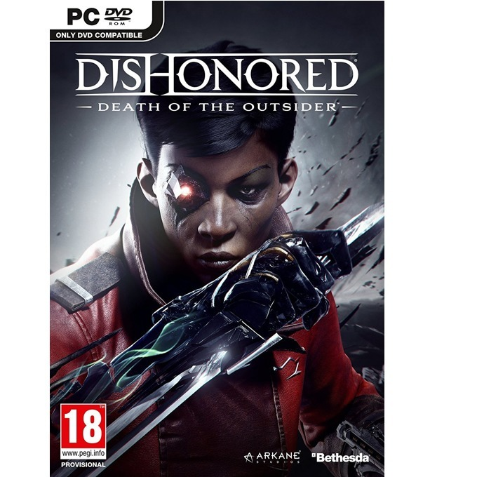 Dishonored: Death of the Outsider, за PC image