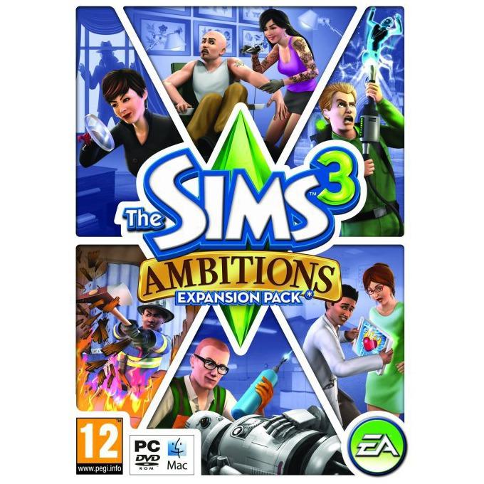 Игра The Sims 3: Ambitions, за PC image